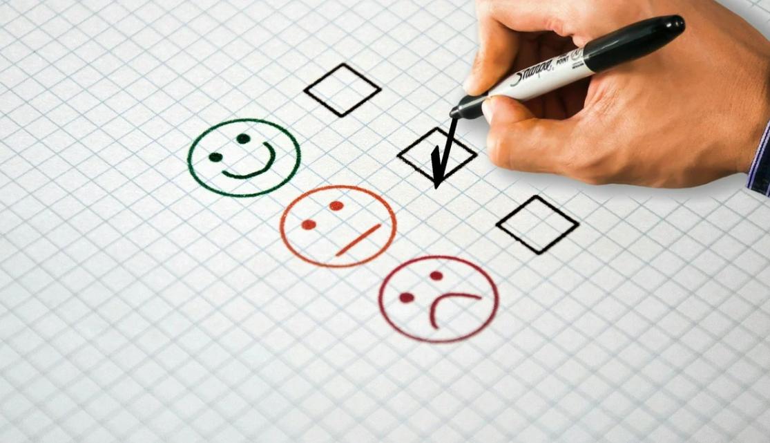 hodnocení spokojenosti