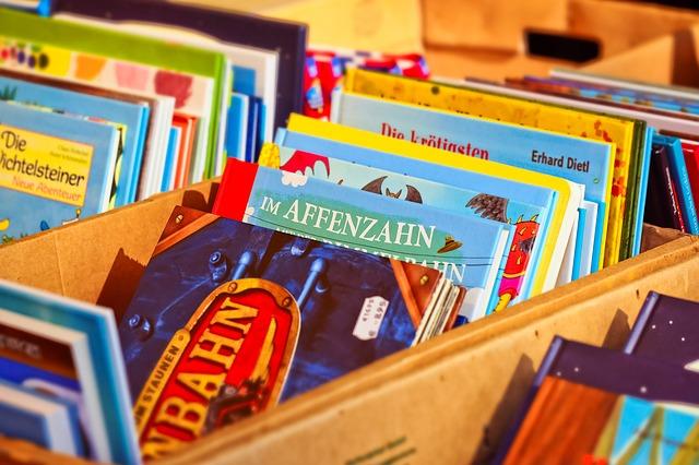 Knihy, použité, antikvariát