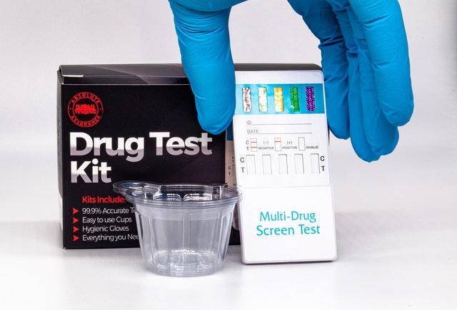 test na drogy